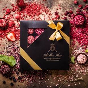 #1 Northern Berry Truffle Set