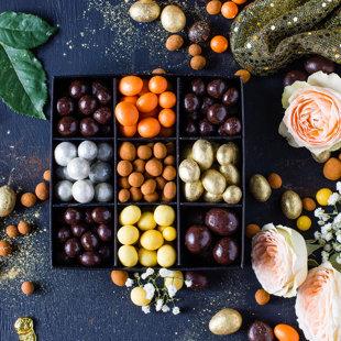 Ассорти классических шоколадных драже